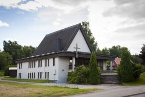 Bäcksjökyrkan - Östansjö Frikyrkoförsamling